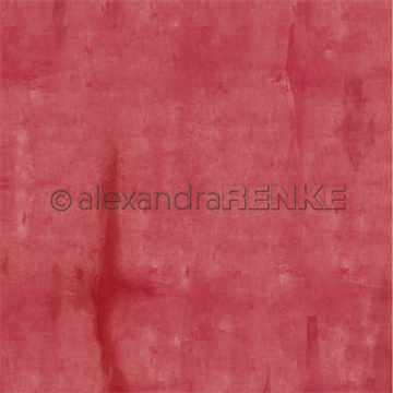 "Happymade - Alexandra Renke - 12x12"" - Christmas Calm Ligth Red - 10.1599"