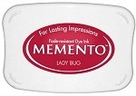 Memento Ink Pad - Lady Bug (ME-300)