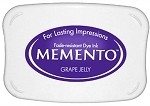 Memento Ink Pad - Grape Jelly (ME-500)