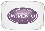 Memento Ink Pad - Sweet Plum (ME-506)