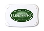 Memento Ink Pad - Cottage Ivy (ME-701)
