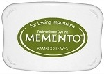 Memento Ink Pad - Bamboo Leaves (ME-707)