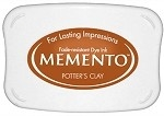 Memento Ink Pad - Potter's Clay (ME-801)