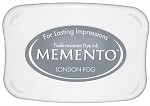 Memento Ink Pad - London Fog (ME-901)