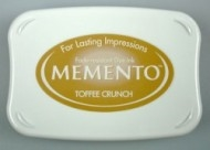 Memento Ink Pad - Toffee Crunch (ME-805)