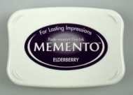 Memento Ink Pad - Elderberry (ME-507)