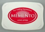 Memento Ink Pad - Love Letter (ME-302)