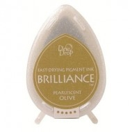 Brilliance Dew Drop - Pearlescent olive