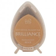Brilliance Dew Drop - Pearlescent beige