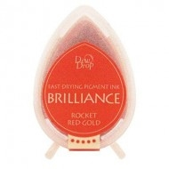Brilliance Dew Drop - Rocket red gold