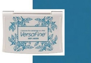 Versafine Ink Pad - Deep Lagoon