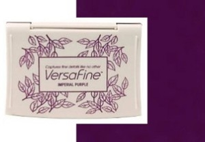 Versafine Ink Pad - Imperial Purple