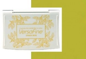 Versafine Ink Pad - Spanish Moss