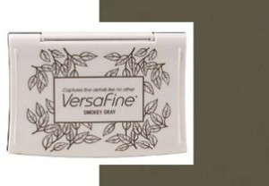 Versafine Ink Pad - Smokey Grey