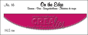 CREAlies - Die - On the edge - CLOTE 16