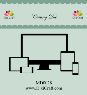 Dixi Craft - Die - MD0028