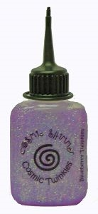 Cosmic Shimmer - Blueberry Twinkles - 30ml.