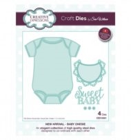 Creative Expressions - by Sue Wilson - Baby Onesie (CED10021)