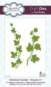 Creative Expressions - by Sue Wilson - Trailing Ivy (CED1423)