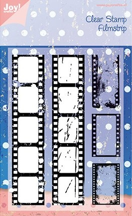 Joy Clear Stamp - Filmstrip (6410/0077)