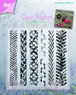 Joy Clear Stamp - Tires (6410/0375)