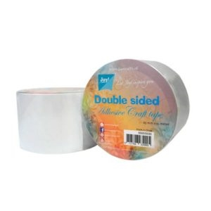 Joy - Doublesided Craft Tape - 65mm x 15mtr (6500/0030)