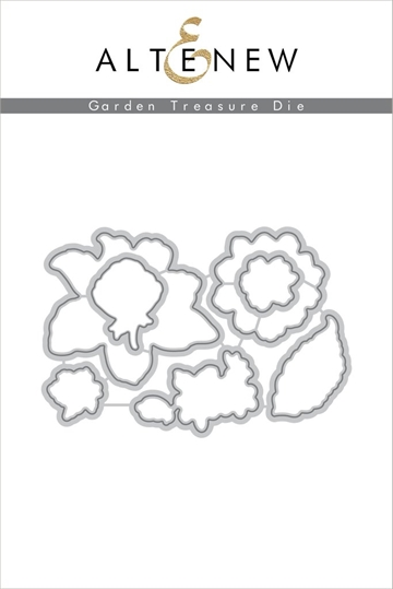 Altenew - Dies - Garden Treasure