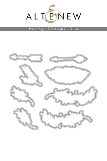 Altenew - Dies - Happy Dreams