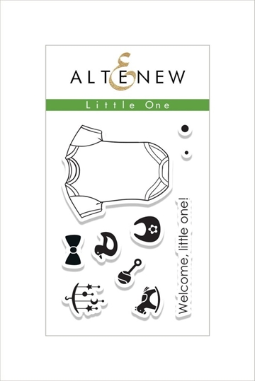 Altenew clear stamp - Little One