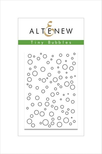 Altenew Tiny Bubbles