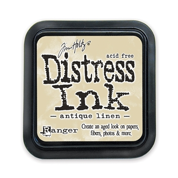 Ranger - Tim Holtz - Distress Ink Pad - Antique Linen