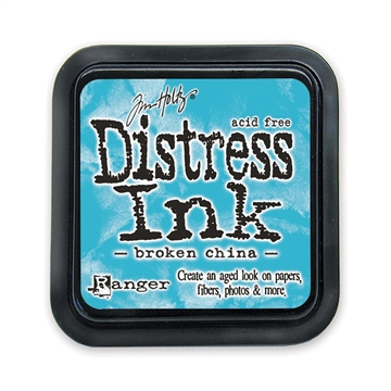 Ranger - Tim Holtz - Distress Ink Pad - Broken China