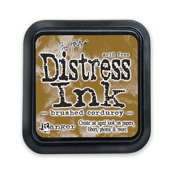 Ranger - Tim Holtz - Distress Ink Pad - Brushed Corduroy
