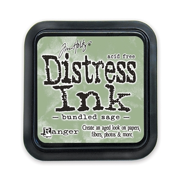 Ranger - Tim Holtz - Distress Ink Pad - Bundled Sage
