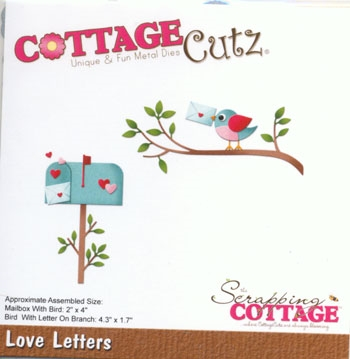CottageCutz - Love Letters