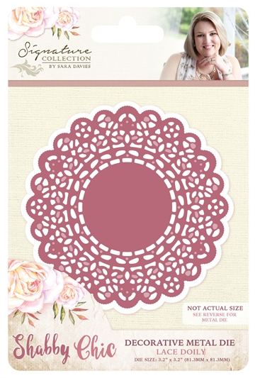 Crafter's Companion - Die - Lace Doily