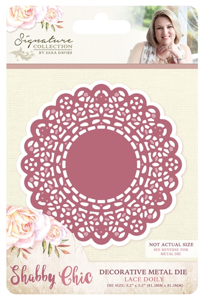 Crafter\'s Companion - Die - Lace Doily