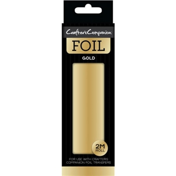 Crafter's Companion - Foil Roll - Gold