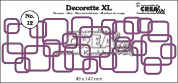 CREAlies - Die - Decorette XL - CLDRXL12