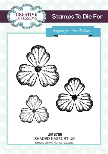 Creative Expressions - Cling Stamp - UMS766