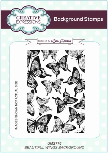Creative Expressions - Cling Stamp - UMS776