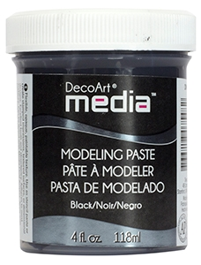 DecoArt Media Modeling Paste - Sort