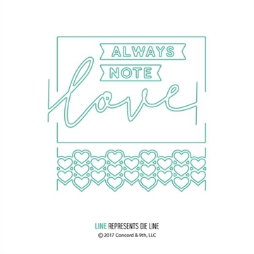 Concord & 9th - Dies - Love Always