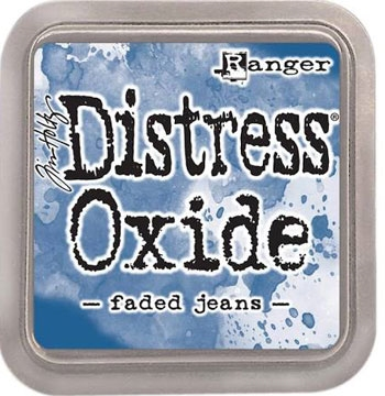Ranger - Tim Holtz - Distress Oxide Ink Pad - Faded Jeans