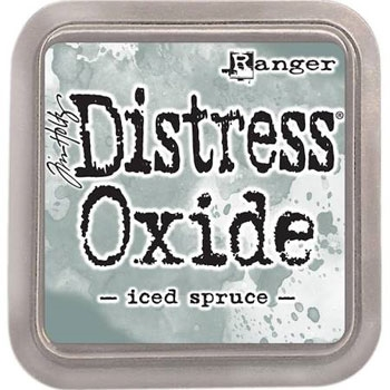 Ranger - Tim Holtz - Distress Oxide Ink Pad - Iced Spruce