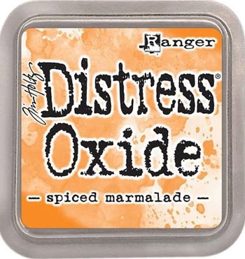 Ranger - Tim Holtz - Distress Oxide Ink Pad - Spiced Marmalade