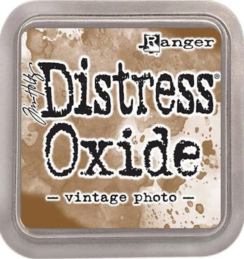 Ranger - Tim Holtz - Distress Oxide Ink Pad - Vintage Photo