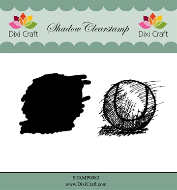 Dixi Craft - Clear stamp - Tennis (STAMP0083)