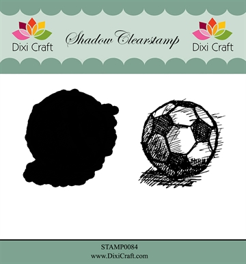 Dixi Craft - Clear stamp - Football (STAMP0084)