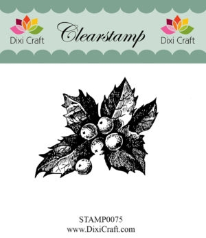 Dixi Craft clear stamp - STAMP0075